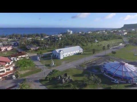 Rota, Northern Mariana Islands   Phantom 3 DJI & GH4