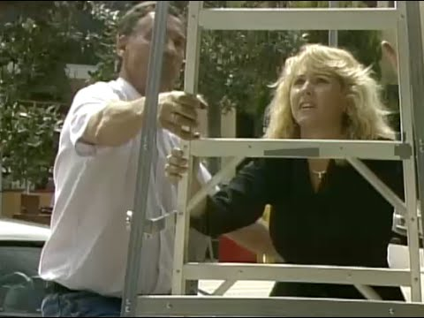 Candid Camera Classic: Girl & Guy on a Ladder thumbnail