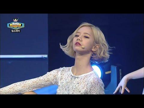 【TVPP】Girl's Day - Something, 걸스데이 - 썸씽 @ Show Champion Live