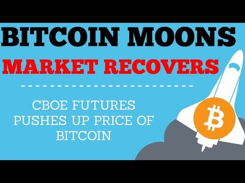 Crypto News | CBOE Futures Moon Bitcoin Price! Market Recovers, Bitcoin Platinum A Scam