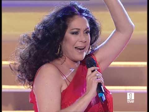 Isabel Pantoja - El moreno - Nochevieja 2007