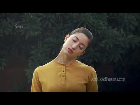 Isha Upa Yoga - 30 mins