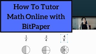 The Best Free Online Tutoring Whiteboard: How To Use BitPaper