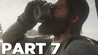 RED DEAD REDEMPTION 2 EPILOGUE Walkthrough Gameplay Part 7 - SKINNERS (RDR2)