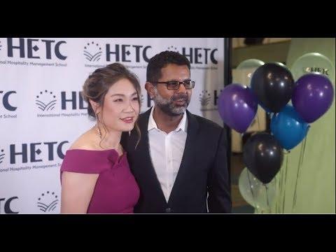 Grand Opening 2017   HETC International Hospitality Management School