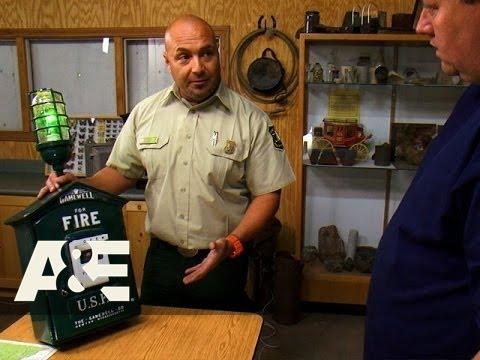 Storage Wars: Rene's Forest Service Phone (Season 8, Episode 5) | A&E