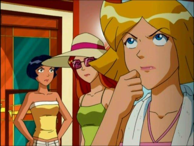 Totally Spies! Seizoen 04 - Aflevering 86 - Deja Cruise
