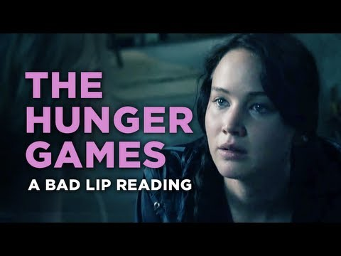 "Thumbnail: ""The Hunger Games"" — A Bad Lip Reading"