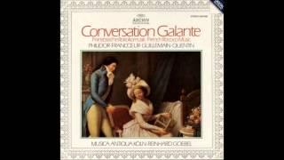 Conversatiion Galante, Francoerur, Philidor, Quentin