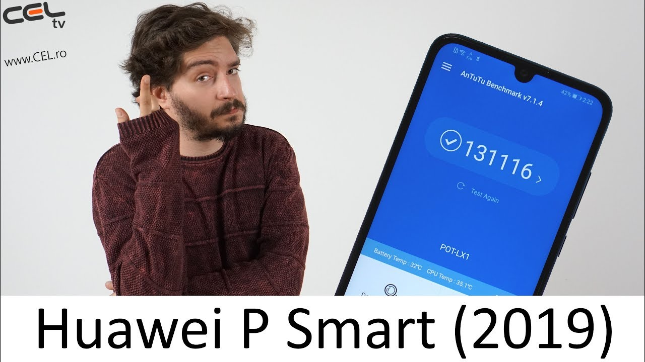 Huawei P Smart 2019 | Aproape perfect | Unboxing & Review CEL.ro