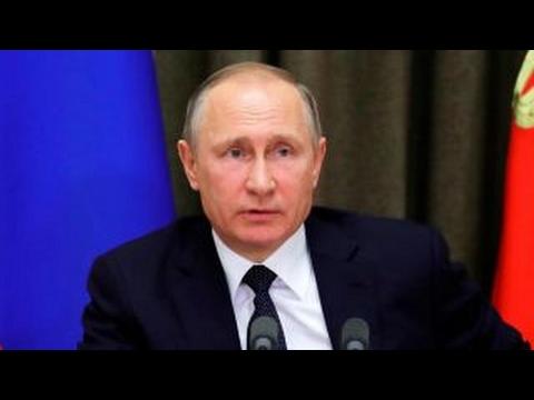 Vladimir Putin blasts President Trump critics
