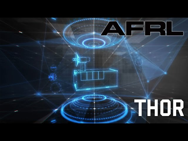 THOR (Tactical High-power Operational Responder) Destroys Swarms of Enemy Drones