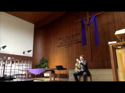 W.A. Mozart- Horn Concerto No. 4 in E-flat Major, K.495
