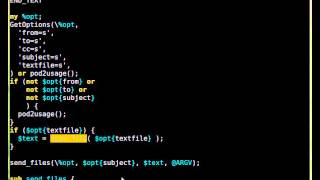 Beginner Perl Maven tutorial: 13.5 - send email with attachments