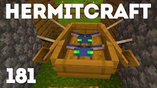 Hermitcraft 6 - Ep. 181: PHANTOM BROS! (Minecraft 1.14)   iJevin