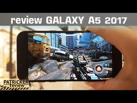 รีวิว Galaxy A5 2017 ไทย