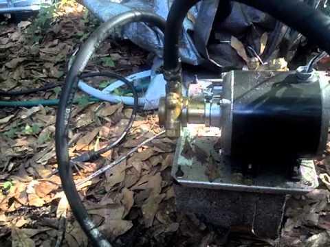 Amateur home built wvo centrifuge filter
