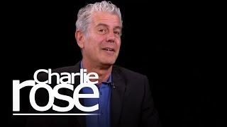 Anthony Bourdain on Cooking and Jiu-Jitsu (Dec. 2, 2014) | Charlie Rose