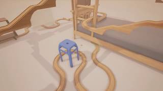 Baixar MY CHILDHOOD IS STILL ALL GOOD! Tracks Gameplay Part 2 Building Wooden Trains