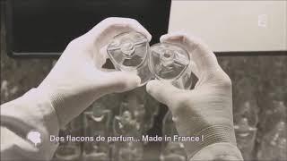 France2 28112017 Flacons de parfums Made In France dans La Glass Vallée