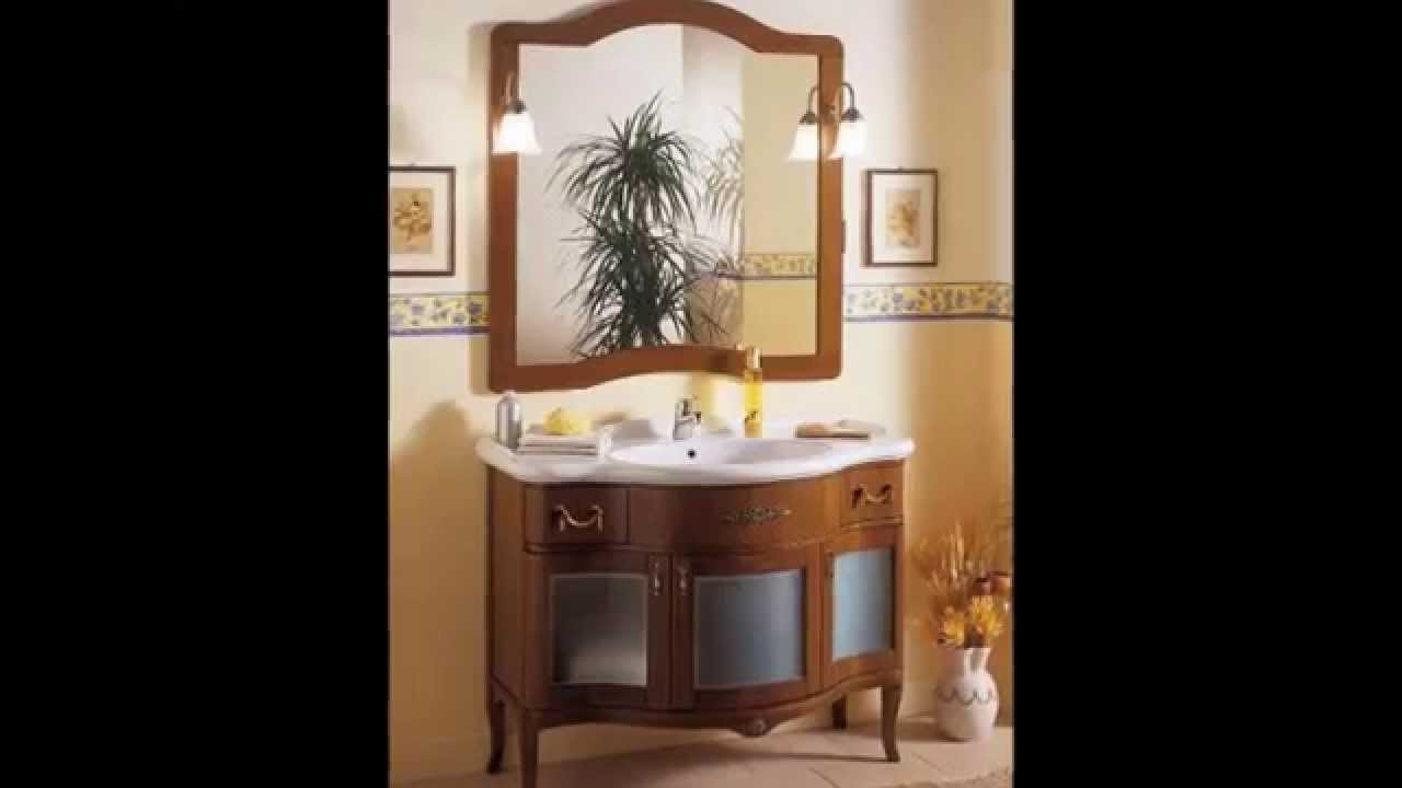 bagno italia mobili da bagno in arte povera a prezzi di fabbrica arredo bagno youtube