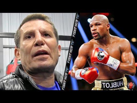 Julio Cesar Chavez Sr says he would've KO'ed Floyd Mayweather inside 12 rounds