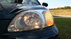 Honda Civic - Front Left Lights Replacement