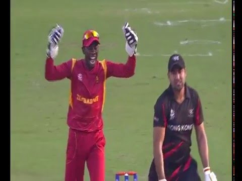 ICC #WT20 Zimbabwe vs Afghanistan Preview