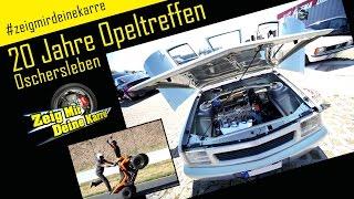 Opeltreffen Oschersleben 2015 - Zeig Mir Deine Karre