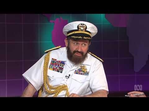 Submarines | Shaun Micallef's MAD AS HELL | Wednesdays, 8:30pm, ABC