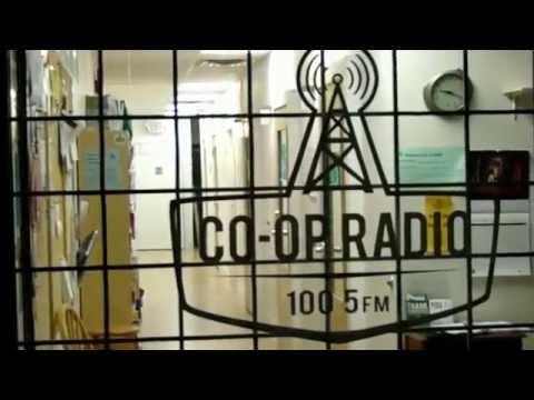 1st radio interview vancouver 100.5 fm