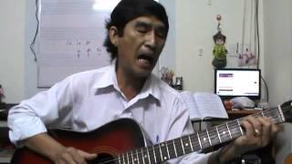 Cảm ơn guitar  (Chú bảy cổ) -  Lớp nhạc Giáng Sol