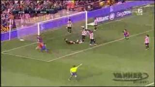 fc barcelona vs athletic club bilbao 4 1 13 05 09 highlights goals