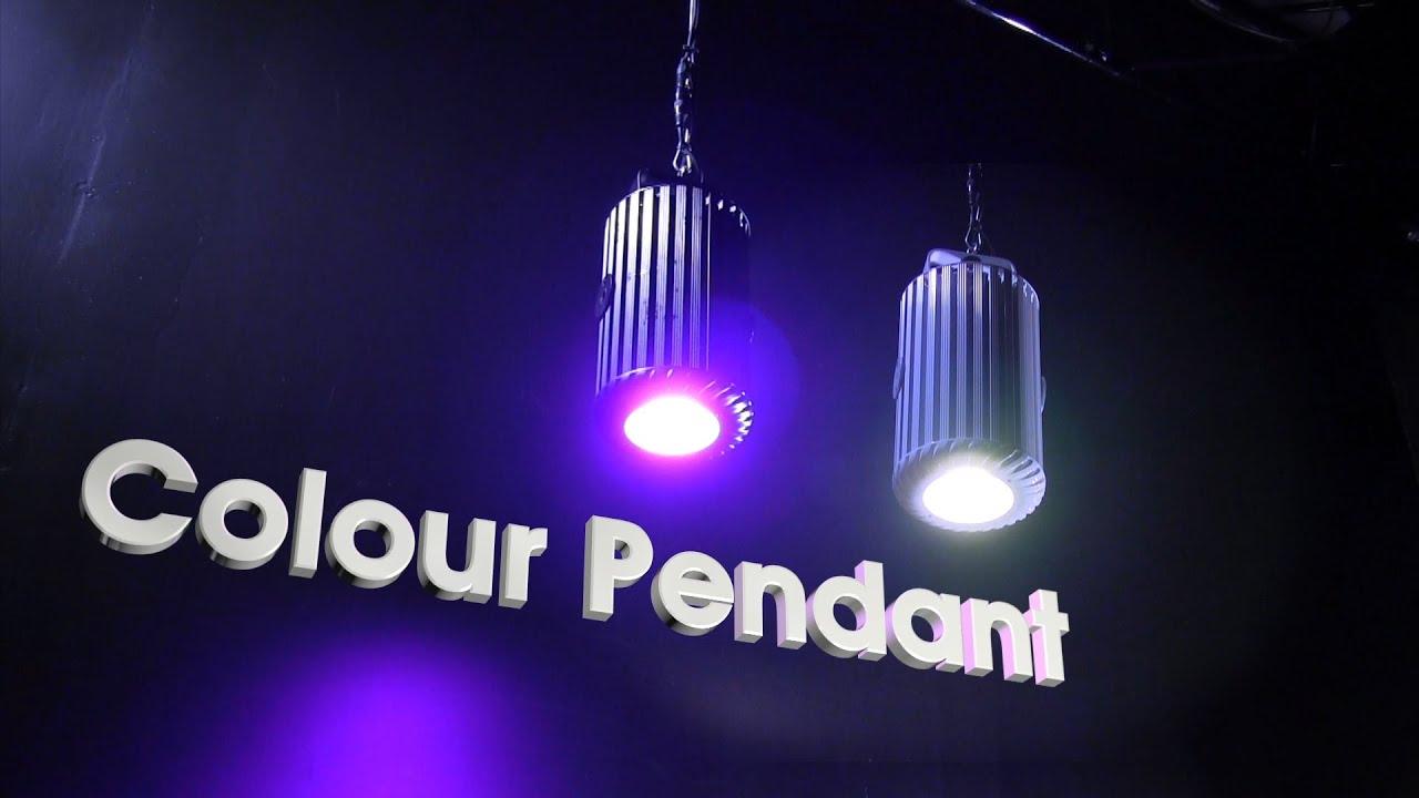 elation professional colour pendant
