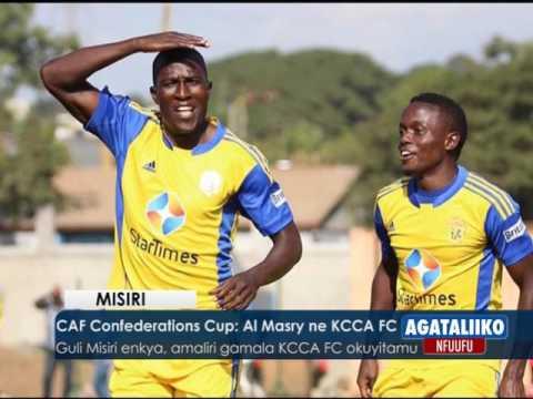 CAF Confederations CUP: Al Masry ne KCCA FC