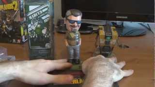 Unboxing Borderlands 2 Deluxe Vault Hunter