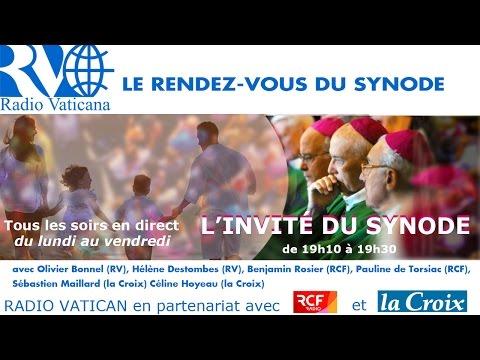 Le Rendez-vous du Synode - 16.10.2015