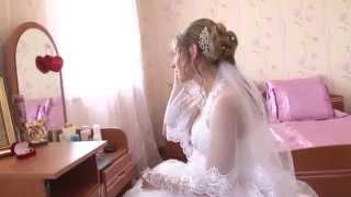 Свадьба Виктории Счастливой (Сборы жениха и невесты)