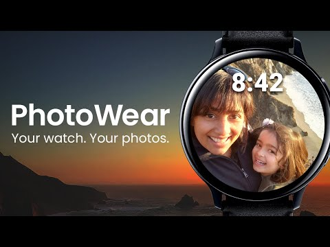 PhotoWear Photo Watch For Pc - Download For Windows 7,10 and Mac