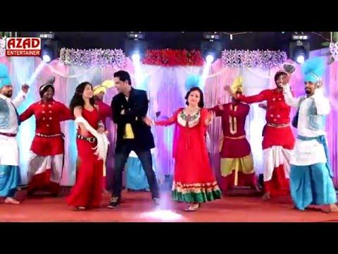 Jado Mai Tere Naal Nachna | Punjabi New Folk Song...