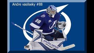 Andrei Vasilevskiy #88 - Lightning quick - foudre rapide