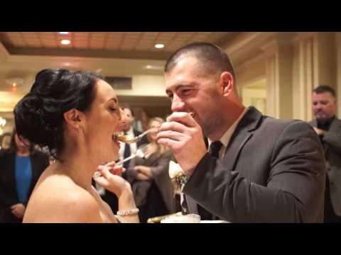 Reception Highlight- Adrienne & Daniel Reeves
