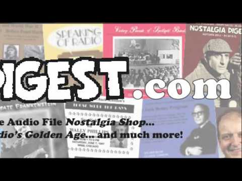 Radio's Golden Age #117 (May 27, 2012) Part 1