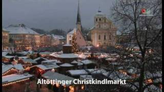 Advent und Weihnachten in Altötting; Christkindlmarkt Altötting