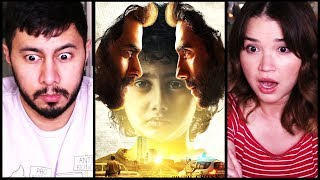BREATHE | Amazon Prime Video India | R Madhavan | Amit Sadh | Trailer Reaction!