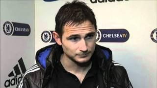 Chelsea FC  - Lampard on taking penalties