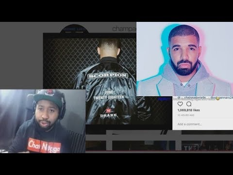 Akademiks talks to Drake. Drake maybe trying to steal his wave?