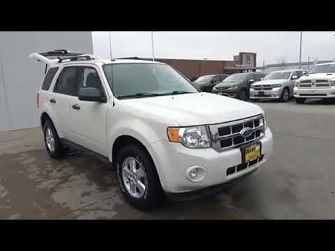 2009 ford escape iowa city ia j2575a youtube. Black Bedroom Furniture Sets. Home Design Ideas