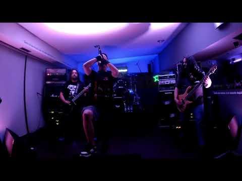Sadistic Overkill - World Disease @Blindagem Metal Fest - Origens Caffé (8JUL2017)