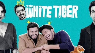 Honest Review | White Tiger | Shubham Gaur, Zain Anwar | MensXP